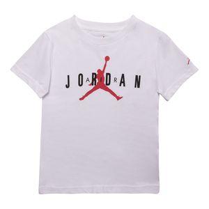 Camiseta-Jordan-5-Infantil-Branca