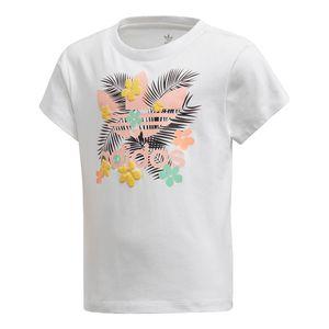 Camiseta-adidas-Originals-Infantil-Branca