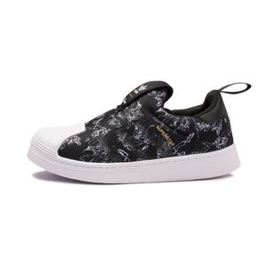 Tenis-adidas-Superstar-360-PS-Infantil-Preto