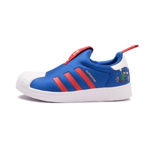 Tenis-adidas-Superstar-360-PS-Infantil-Azul