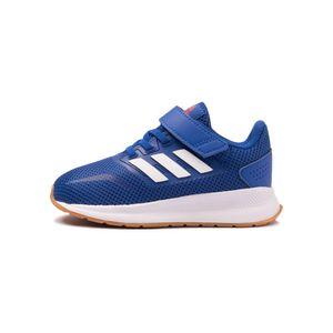 Tenis-adidas-Runfalcon-TD-Infantil-Azul