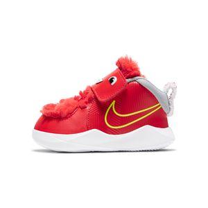 Tenis-Nike-Team-Hustle-D-9-Lil-TD-Infantil-Vermelho