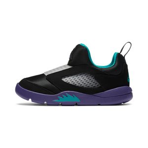 Tenis-Air-Jordan-5-Retro-Little-Flex-PS-Infantil-Preto
