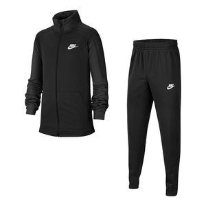 Agasalho-Nike-Core-Futura-Ply-Infantil-Preto