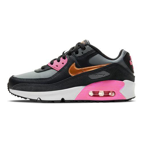 Tenis-Nike-Air-Max-90-Ltr-GS-Infantil-Multicolor