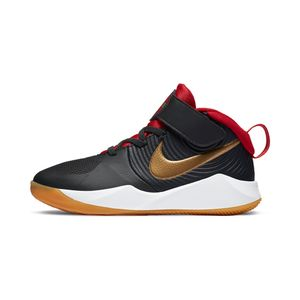 Tenis-Nike-Team-Hustle-PS-Infantil-Preto