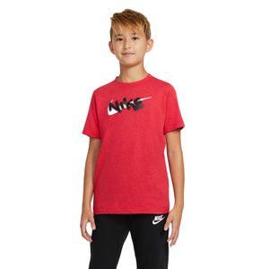 Camiseta-Nike-Rtl-Hook-Brandmark-Infantil-Vermelha