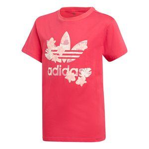 Camiseta-adidas-Originals-Infantil-Rosa