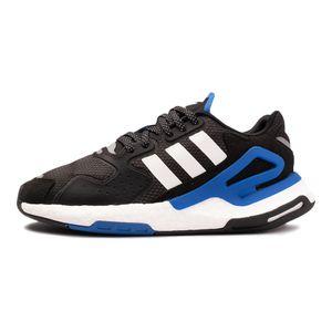 Tenis-adidas-Day-Jogger-GS-Infantil-Preto