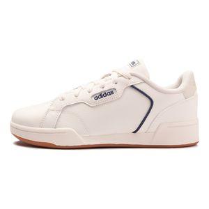 Tenis-adidas-Roguera-GS-Infantil-Branco