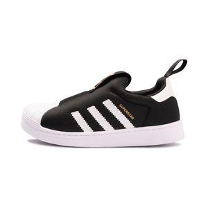 Tenis-adidas-Superstar-360-PS-Infantil-Preto