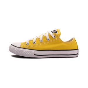 Tenis-Converse-Chuck-Taylor-All-Star-Seasonal-PS-Infantil-Amarelo