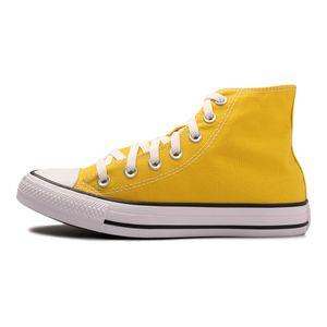 Tenis-Converse-Chuck-Taylor-All-Star-Season-GS-Infantil-Amarelo