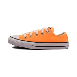 Tenis-Converse-Chuck-Taylor-All-Star-Seasonal-PS-Infantil-Laranja