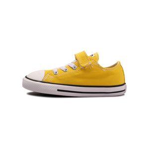 Tenis-Converse-Chuck-Taylor-All-Star-Seasonal-TDV-Infantil-Amarelo