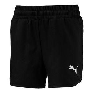 Shorts-Puma-Active-Infantil-Preto