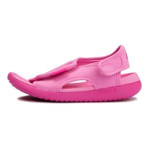 Papete-Nike-Sunray-Adjust-5-PSGS-Infantil-Rosa