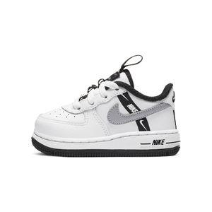 Tenis-Nike-Force-1-Lv8-Ksa-TD-Infantil-Branco
