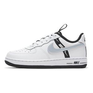 Tenis-Nike-Force-1-Lv8-Ksa-PS-Infantil-Branco