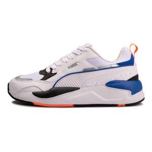Tenis-Puma-X-Ray-2-Square-GS-Infantil-Branco