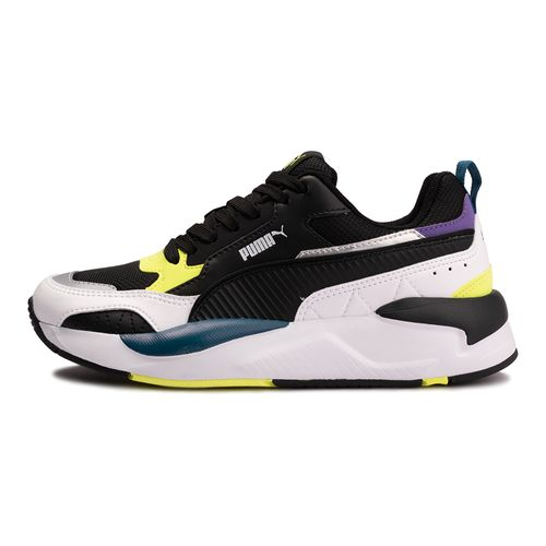 Tenis-Puma-X-Ray-2-Square-GS-Infantil-Multicolor
