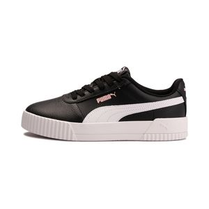 Tenis-Puma-Carina-L-PS-Infantil-Preto