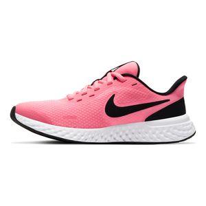Tenis-Nike-Revolution-5-GS-Infantil-Rosa