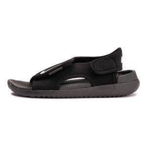 Papete-Nike-Sunray-Adjust-5-PSGS-Infantil-Preta