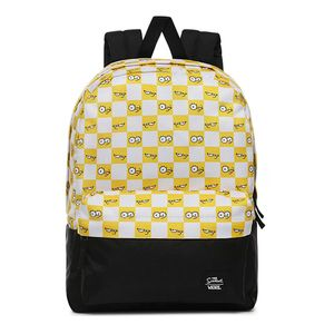 Mochila-Vans-X-The-SimPSons-Check-Eyes-Infantil-Multicolor
