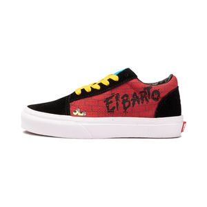 Tenis-Vans-Old-Skool-PS-Infantil-Multicolor
