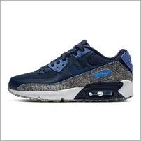 Tênis Nike Air Max 90 Se Gs