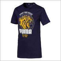 Camiseta Puma Alpha Graphic Tee