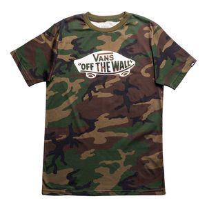 Camiseta-Vans-Otw-Infantil-Multicolor