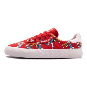 Tenis-adidas-3MC-X-Disney-GS-Infantil-Vermelho