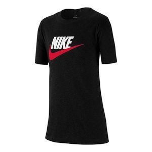 Camiseta-Nike-Futura-Ic-Infantil-Preta