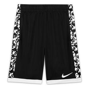 Shorts-Nike-Infantil-Preto