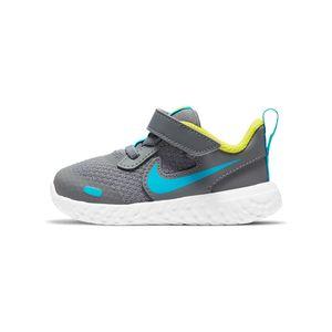 Tenis-Nike-Revolution-5-TD-Infantil-Cinza