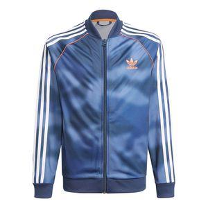Jaqueta-adidas-Superstar-J-Infantil-Azul