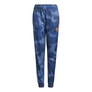 Calca-adidas-Superstar-J-Infantil-Azul
