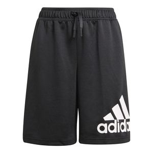 Shorts-adidas-Essentals-3-Stripes-Infantil-Preto