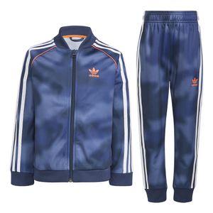 Conjunto-adidas-Sst-C-Infantil-Azul