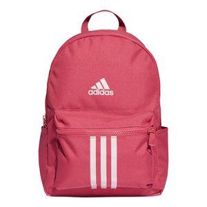 Mochila-adidas-Classic-Lk-3-Stripes-Infantil-Rosa