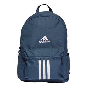 Mochila-adidas-Classic-Lk-3-Stripes-Infantil-Azul