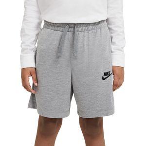 Shorts-Nike-Infantil-Cinza