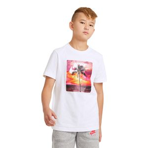 Camiseta-Nike-Air-Infantil-Branca