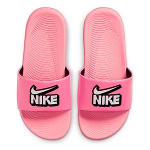 Chinelo-Nike-Kawa-Slide-PSGS-Infantil-Rosa