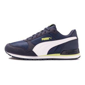 Tenis-Puma-ST-Runner-V2-GS-Infantil-Preto