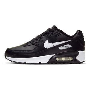 Tenis-Nike-Air-Max-90-Ltr-GS-Infantil-Preto