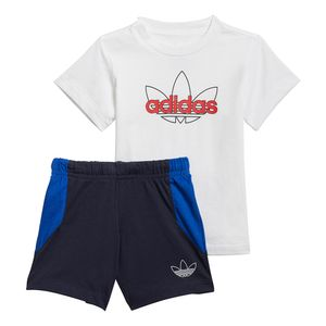 Conjunto-adidas-Short-Tee-I-Infantil-Multicolor