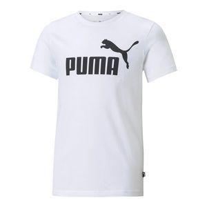 Camiseta-Puma-Ess-Infantil-Branco